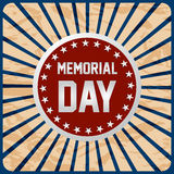 USA Memorial Day Abstract Stock Photography