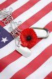 USA Memorial Day concept. Stock Photos