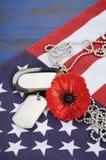 USA Memorial Day concept. Royalty Free Stock Photos