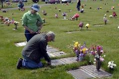 _USA_Memorial Tag IDAHOS Lizenzfreies Stockbild