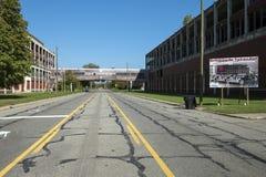 USA - Michigan, Detroit - Zdjęcie Royalty Free