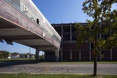 USA - Michigan, Detroit - Obrazy Royalty Free