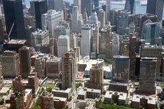 USA, New York. Usa, America, New York, Skyline and scycrapers Stock Image