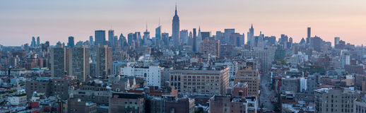 USA, NEW YORK CITY - April 28, 2012: New York City Stock Photo