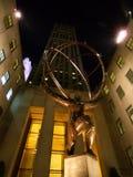 USA New York New York prometheus lizenzfreie stockbilder