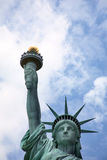 USA, New York, Statue of Liberty. Statue of Liberty in New York, America Royalty Free Stock Photography
