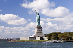 USA, NEW YORK, Statue of Liberty at New York City Royalty Free Stock Images