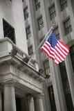 USA, New York, Wallstreet, Stock Exchange Stock Image