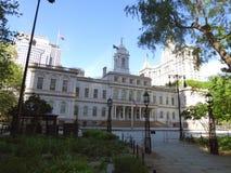 USA Nowy Jork urząd miasta nowy Jork obrazy royalty free