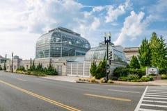 USA ogródu botanicznego konserwatorium fotografia royalty free