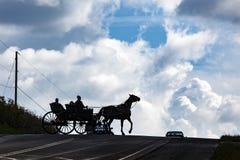 USA - Ohio - Amische Stockfotos