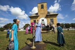 USA - Ohio - Amische Stockfoto