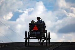 USA - Ohio - Amische Stockfotografie