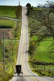USA - Ohio - Amish. USA - Ohio -  the Amish land of Holmes County Royalty Free Stock Photography