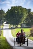 USA - Ohio - Amish. USA - Ohio -  the Amish land of Holmes County Stock Photography