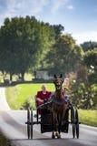USA - Ohio - Amish. USA - Ohio -  the Amish land of Holmes County Royalty Free Stock Images