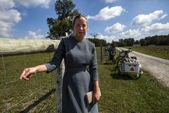 USA - Ohio - Amish. USA - Ohio -  the Amish land of Holmes County Stock Photos