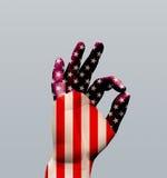 USA OK Stock Image