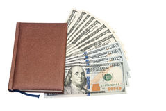 USA One hundred dollar bills Stock Images