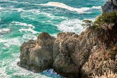 USA Pacific coast landscape, California Royalty Free Stock Photography