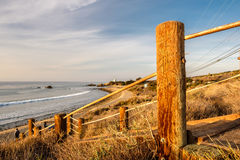 USA Pacific coast, Leo Carrillo State Beach, California. Royalty Free Stock Photos