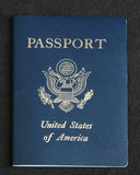 USA passport Stock Photography