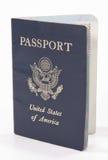 USA Passport Identification Stock Image