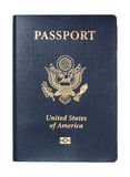 USA Passport isolated Royalty Free Stock Photography