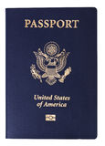 Isolated American Passport Stock Images