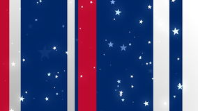 USA Patriotic Bg 1 Loopable Background stock footage