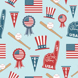 Usa pattern Stock Photos