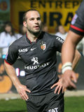 USA Perpignan vs Stade Toulousain Royalty Free Stock Photography