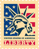 USA postage stamp.
