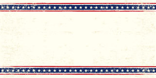 USA postcard Royalty Free Stock Photo