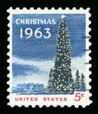 USA - Postge znaczek zdjęcie royalty free