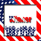 USA Presedential elections Stock Photo