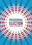 2016 USA presidential election campaign. Stock Photography