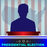 Usa Presidential Election Candidate Stock Photo