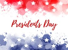 Free USA Presidents Day Stock Image - 139191141