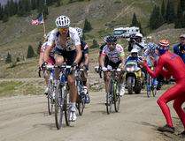 USA Pro Cycling Challenge, Cottonwood Pass Royalty Free Stock Image