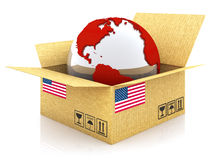 USA product Royalty Free Stock Photos