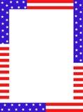 USA-Rand stock abbildung