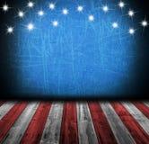 USA rum Arkivbilder