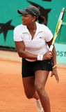 USA's Ahsha Rolle at French Open Stock Photos