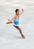 USA's Caroline ZHANG Royalty Free Stock Images
