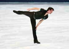 USA's Ryan Bradley does spin Stock Photo