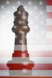 USA-schacklek Royaltyfria Bilder