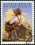 USA - 1993: shows Little House on the Phairie by Laura Ingalls Wilder, Classic Books