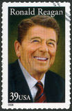 USA - 2005: Shows Ronald Reagan (1911-2004), 40. Präsident Stockfoto