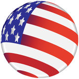 USA sign Stock Images
